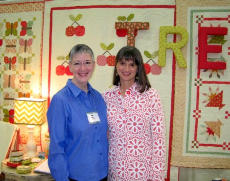 Joanna Figueroa of Fig Tree Quilts