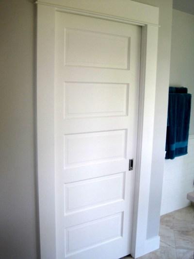 Week 12, pocket door