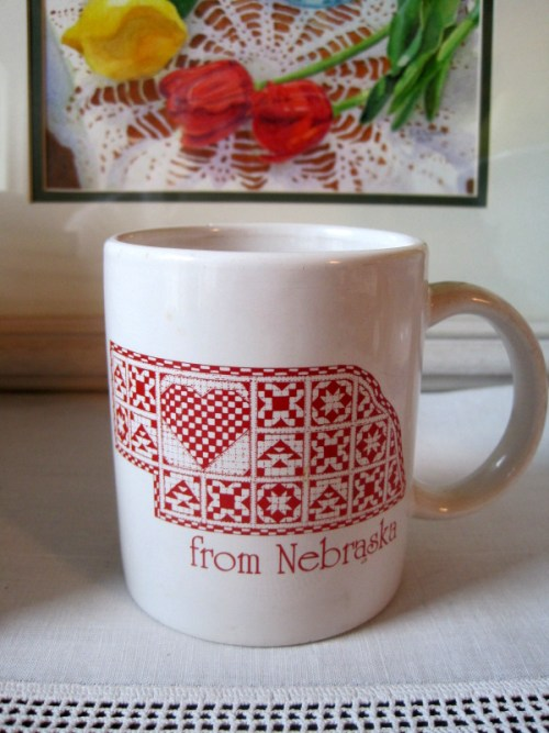 2014-5 Nebraska coffee cup