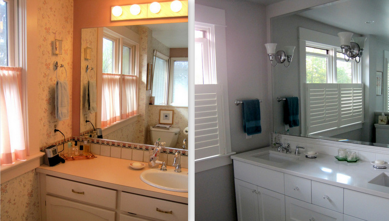 se corner before and after