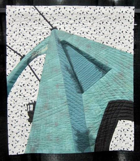 Bridge Challenge, Gothic Beauty by Gerri Thompson
