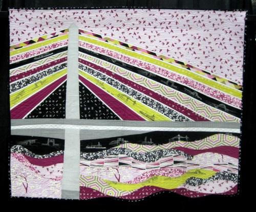 Bridge Challenge, Tilikum Crossing by Jolene Knight