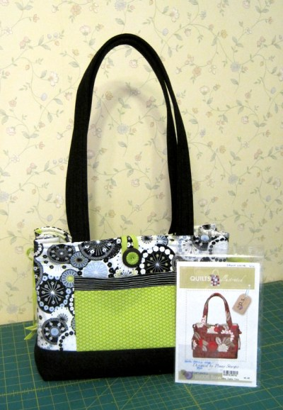 Central Park tote 2