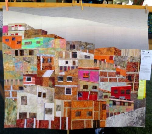 El Cerro by Hilde Morin of Portland OR (51 x 42)