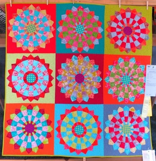Lanikai Sunset by Sally Frey of Fortuna CA 54 sq