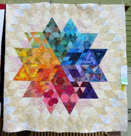 Stardust by Jill Antunes of Salem OR 98 in sq