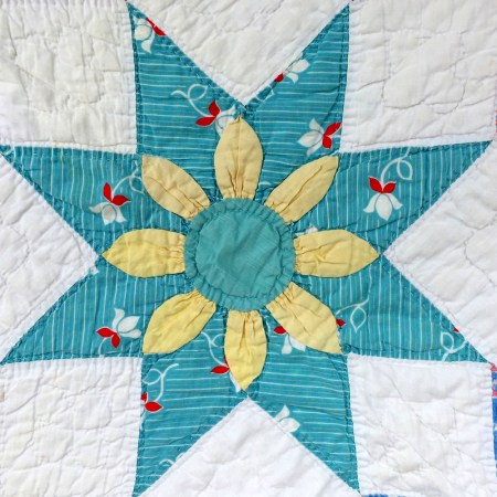floral star block 1-001
