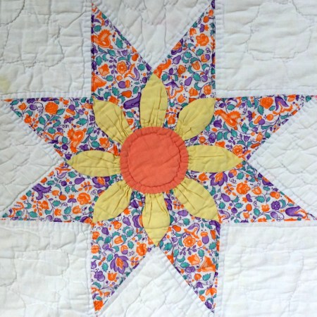 floral star block 5-001