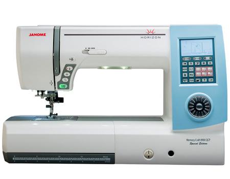 Janome Horizon 8900QCP