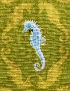 dapper seahorse