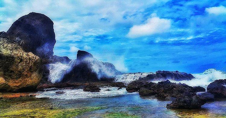 5 Obyek Wisata Air Terjun di Lombok Barat Yang Mempesona