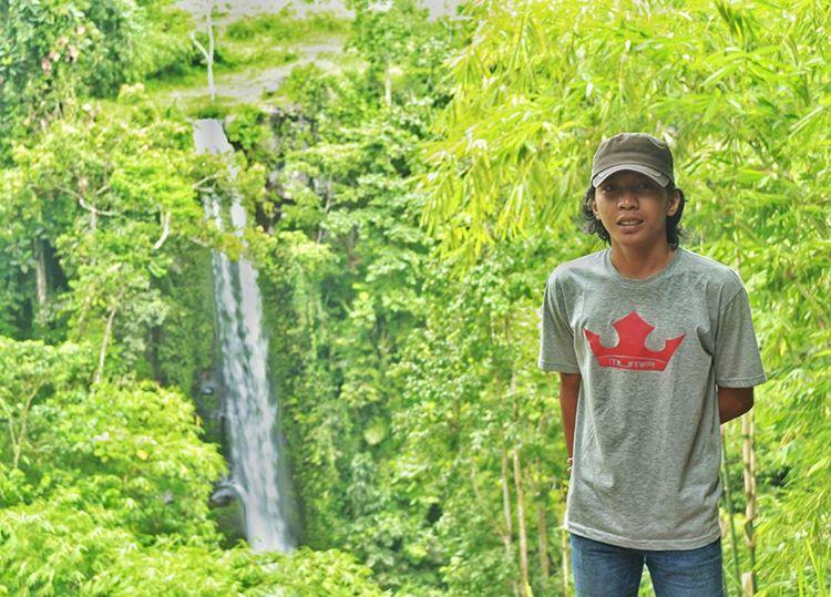Air Terjun Semporonan di Kabupaten Lombok Timur, sumber ig ahsanul_huluqi