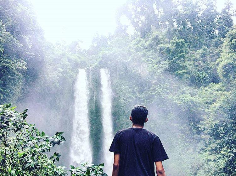 Air Terjun Tiu Teja Lombok, sumber ig frrmnsyh_