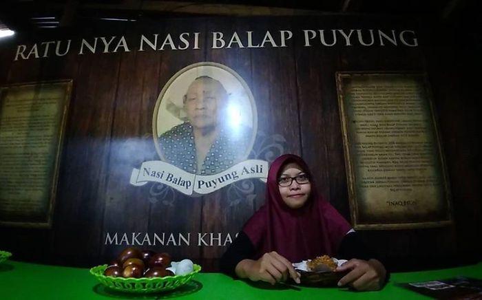 Nasi Balap Inaq Esun Lombok, sumber ig deviarum_93