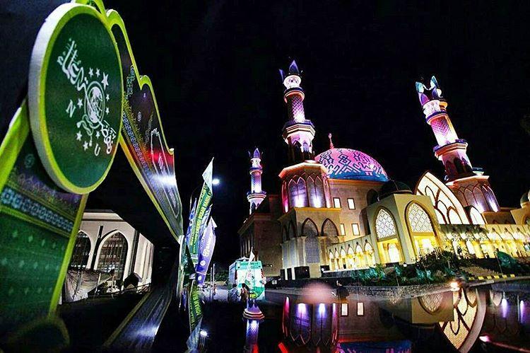 Masjid Hubbul Wathan, sumber ig hendi_cikumil