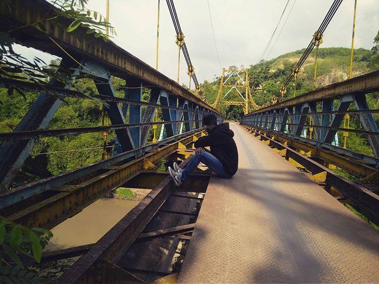 Jembatan kembar di Lombok, sumber ig riski_ridha.saputra