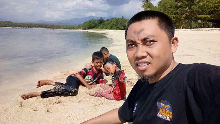 Pantai Sire Lombok, Tempat Wisata Keluarga Yang Menyenangkan