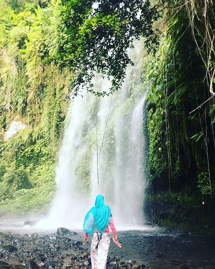 Air Terjun Sendang Gile, sumber ig @pramitasariningtyas