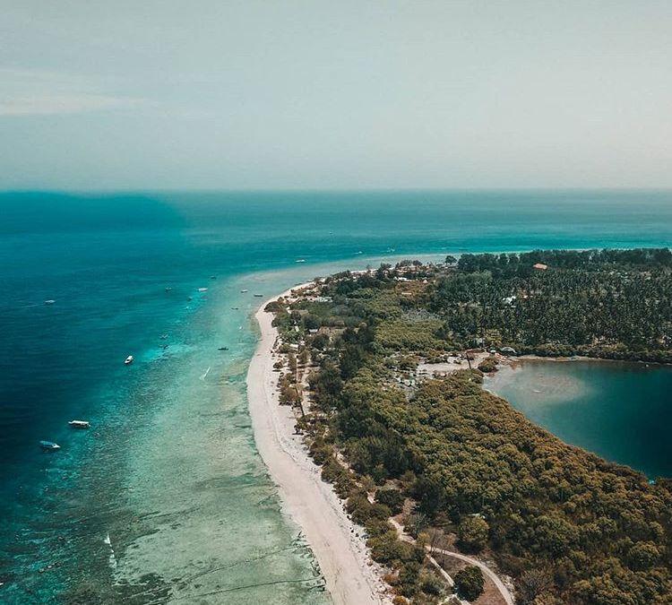 Menikmati Pesona Pantai Gili Meno Lombok Yang Menakjubkan