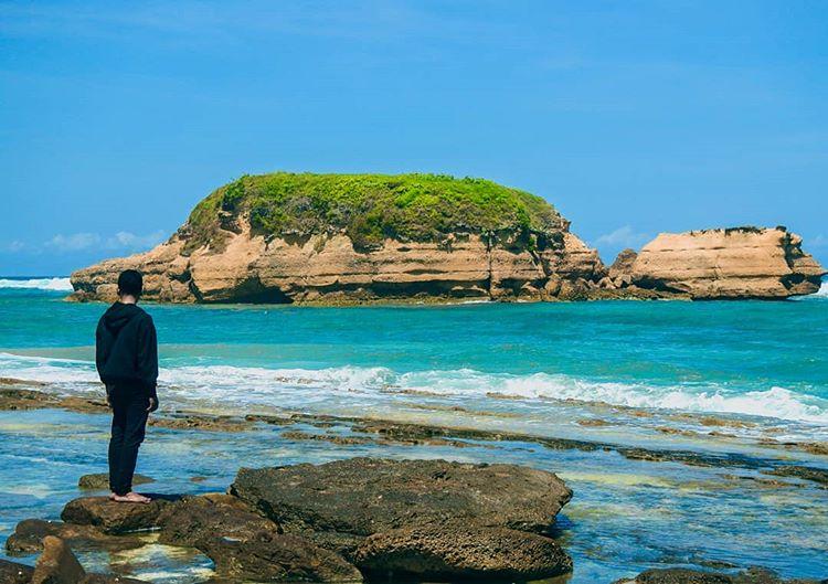 Pantai Kura-Kura, sumber gambar ig @muskerdill