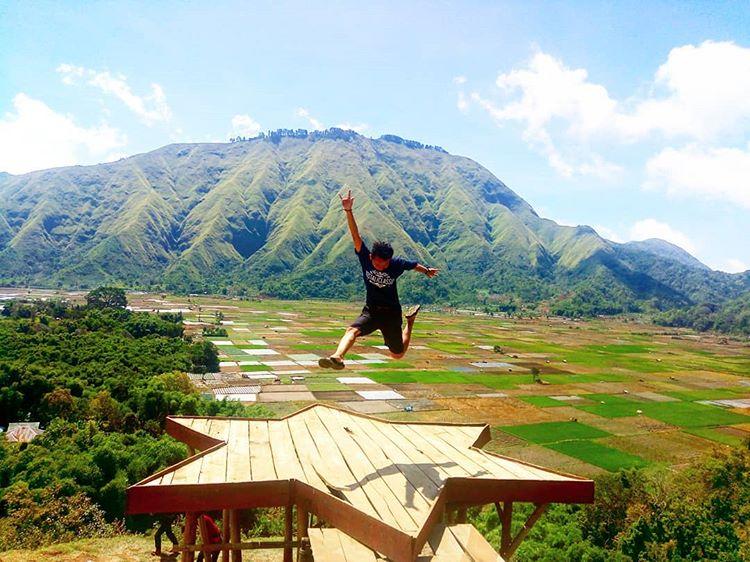 Berbagai Bukit Di Lombok Yang Mempesona