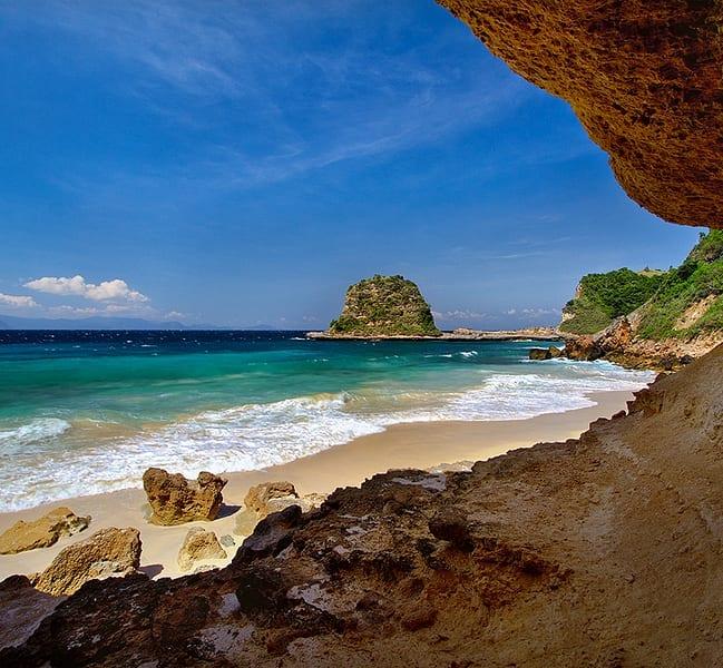 Tanjung Bloam, sumber ig amelia_rizqa