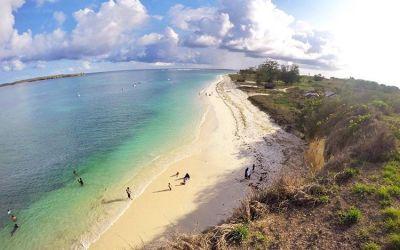 Inilah Pantai Kaliantan Yang Mempesona