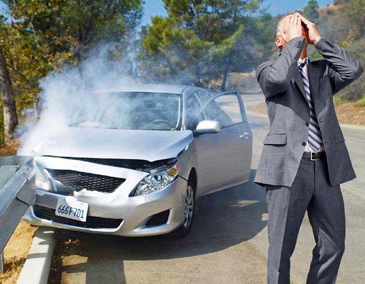 Ilustrasi Masalah Pada Mobil, sumber ig ecodriveautosales