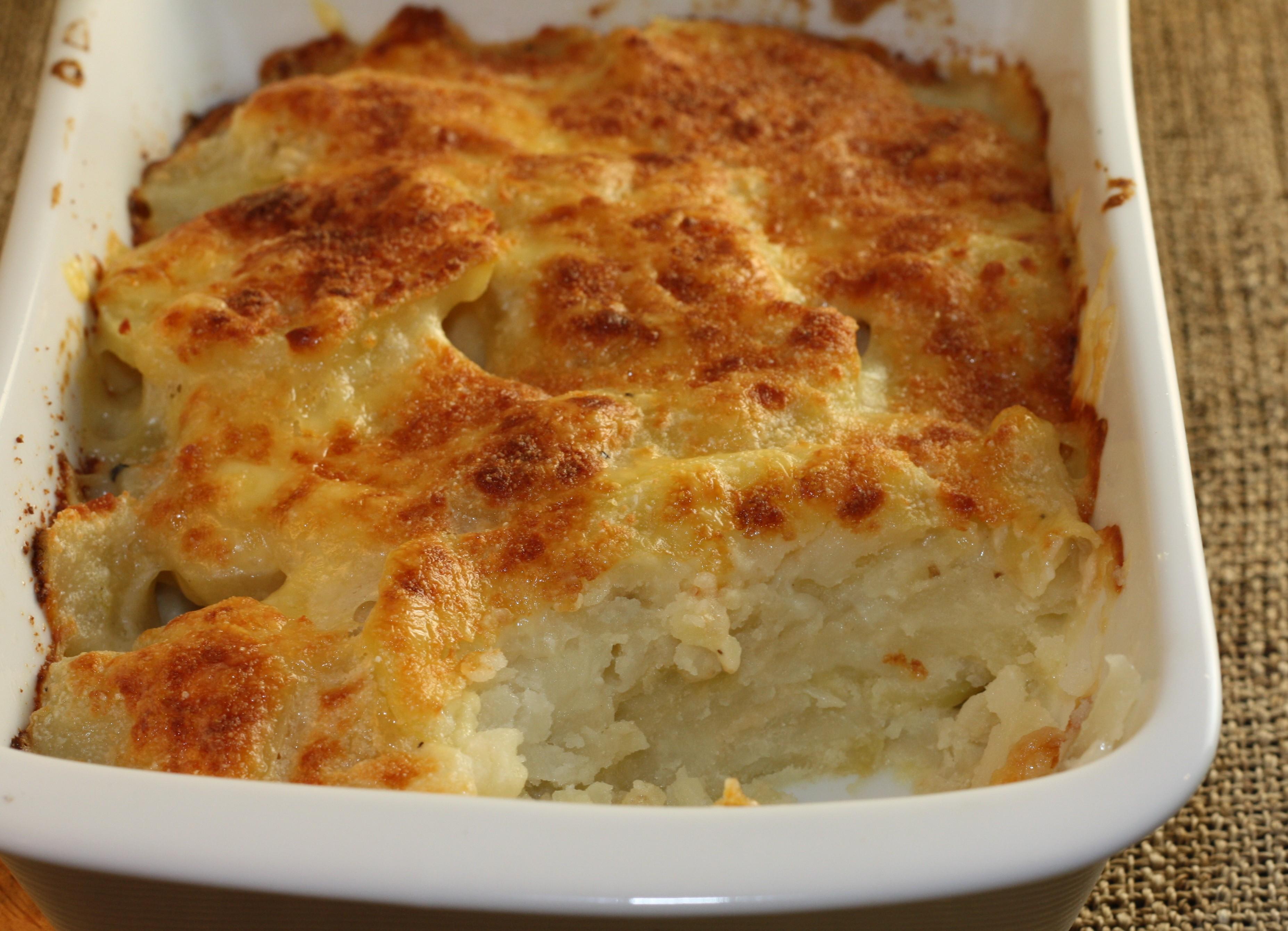 Potato Gratin 2