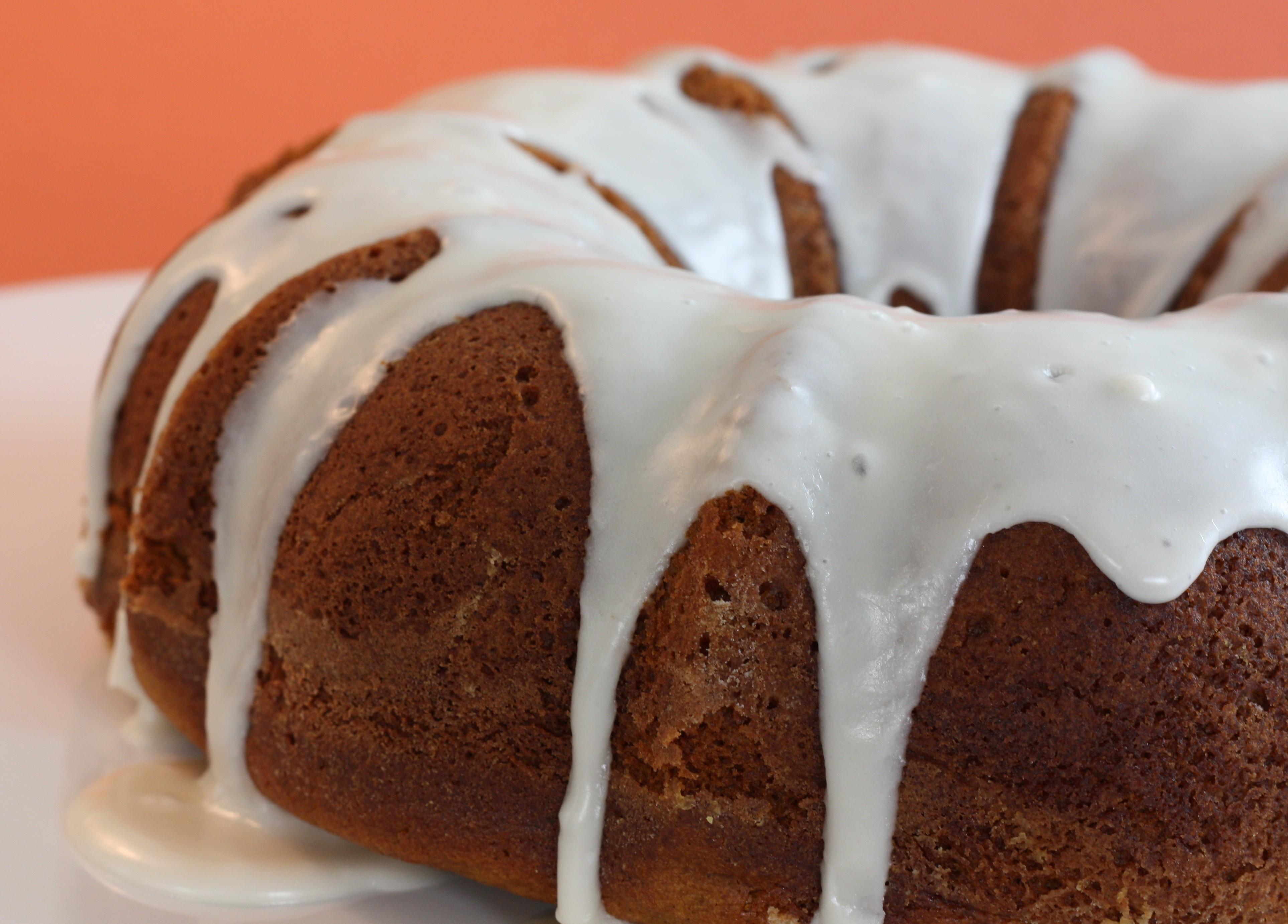 Pumpkin Bundt Cake 1