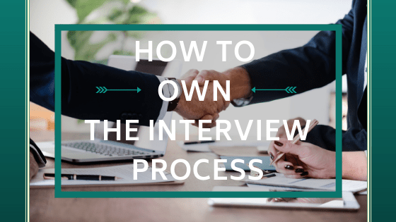How To Own The Interview Process Every Time - Navigating the Interview Process can be tricky. Here's an overview of each step and how to own it (and land the job!) firstmatewifey.com #coverletter #resume #interview #application #jobsearch #job #career