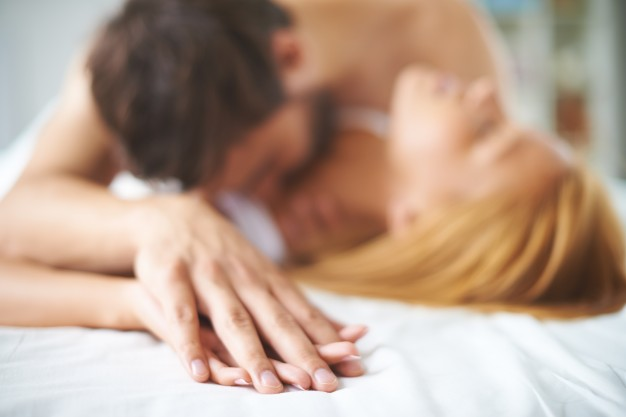 Image result for couple on bed