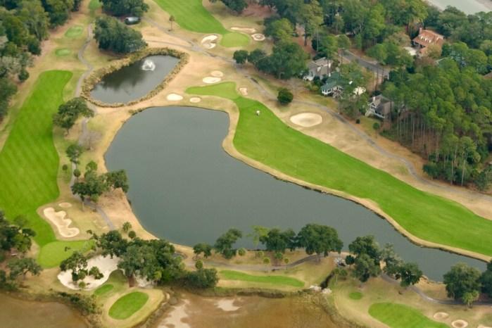 Golf Course Construction 3