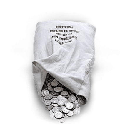 $1000, 90% Junk Silver
