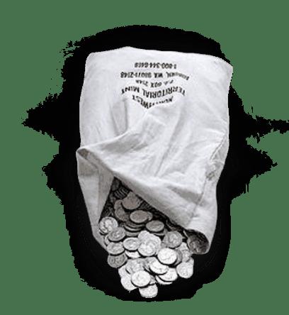 $1, 90% Junk Silver