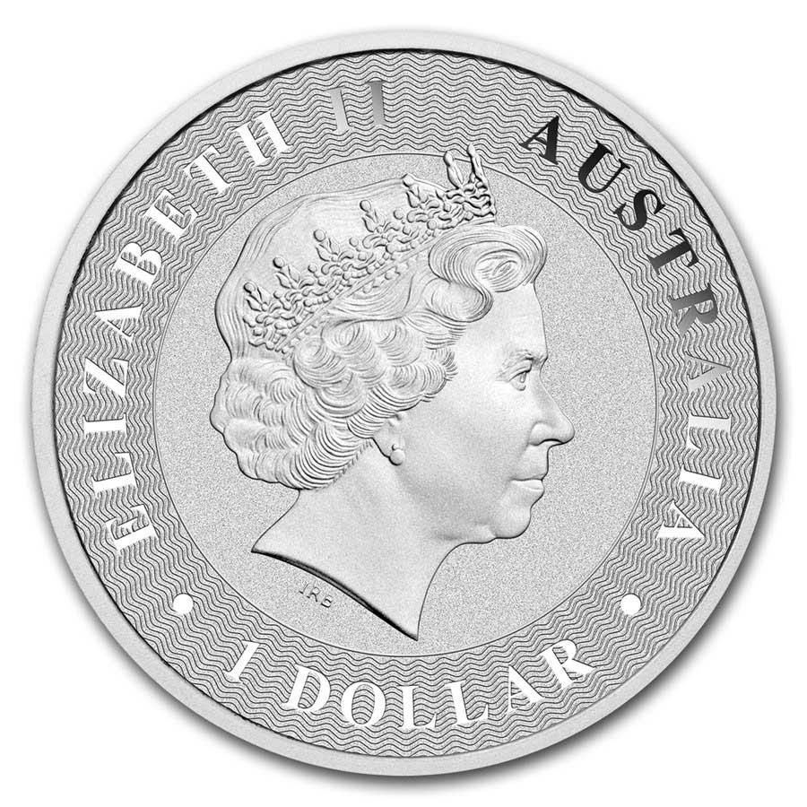 250 Australian Silver Kangaroos