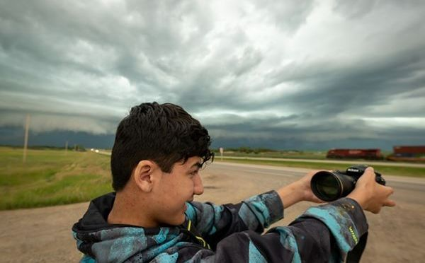thikwaskwan – It is cloudy in Woodland Cree