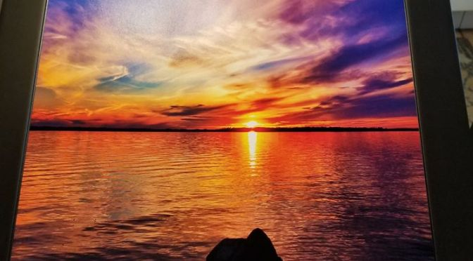 PAHKISIMON – SUNSET by Daniel Despins