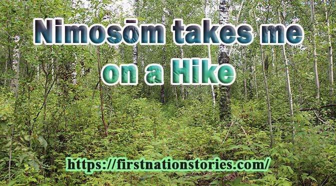 Nimosōm takes me on a Hike