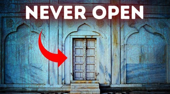 It is better to keep these doors closed
