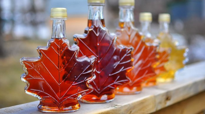 Maple syrup is a good thing