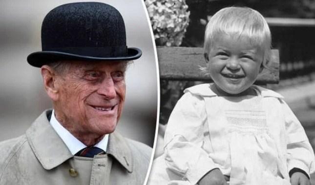 The secret of Prince Philip's life