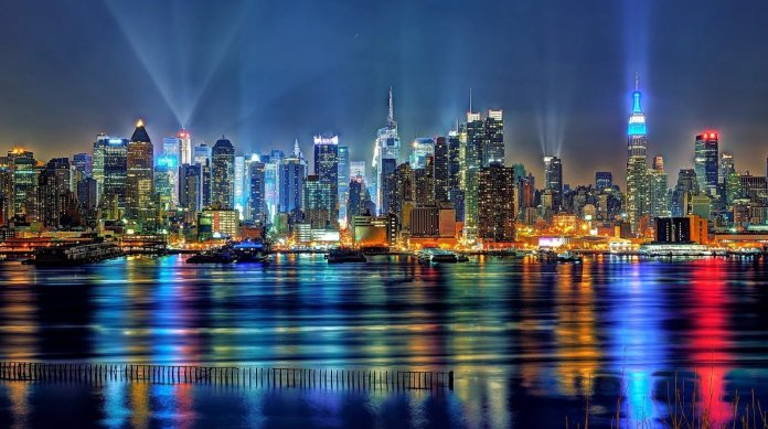 New York, the business capital of the United States - most beautiful places in the world