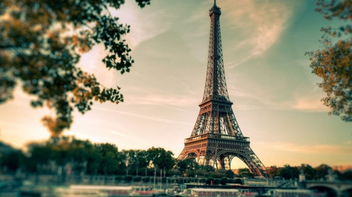 Paris, France - most beautiful cities in the world