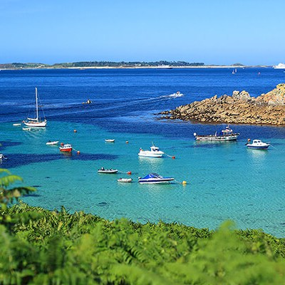 Sailing Isles of Scilly