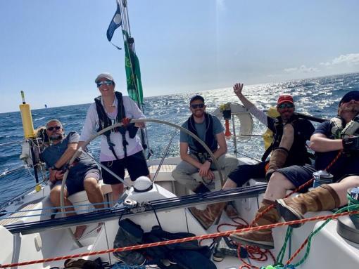 Adventure Sailing UK