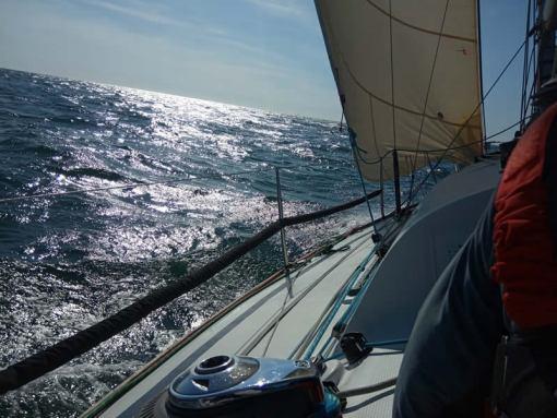 Sail Scotland Milebuilder 800