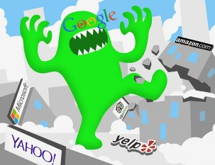 google monster Why I put Facebook, Twitter & Co. on hold.