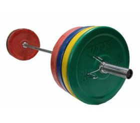 Troy Barbell TZB-R