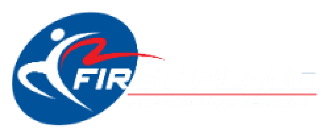 First Place Fitness Equipment Logo